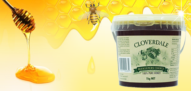澳洲 CLOVERDALE BEEKEEPERS CHOICE HONEY ,純正、天然
