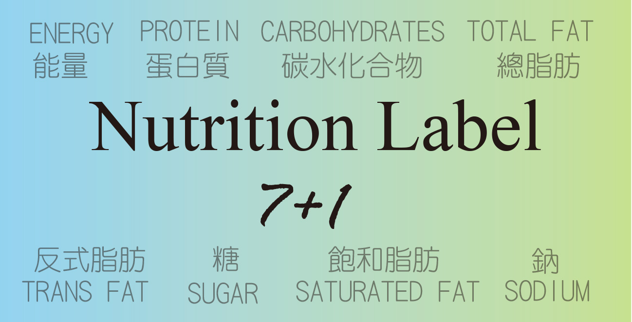 How to read the nutrition label?